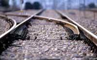 Camino de tren desvio