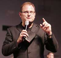 Pastor Marcos Witt