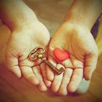 el-amor-llaves-corazon