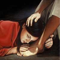 mujer-a-los-pies-de-Jesus