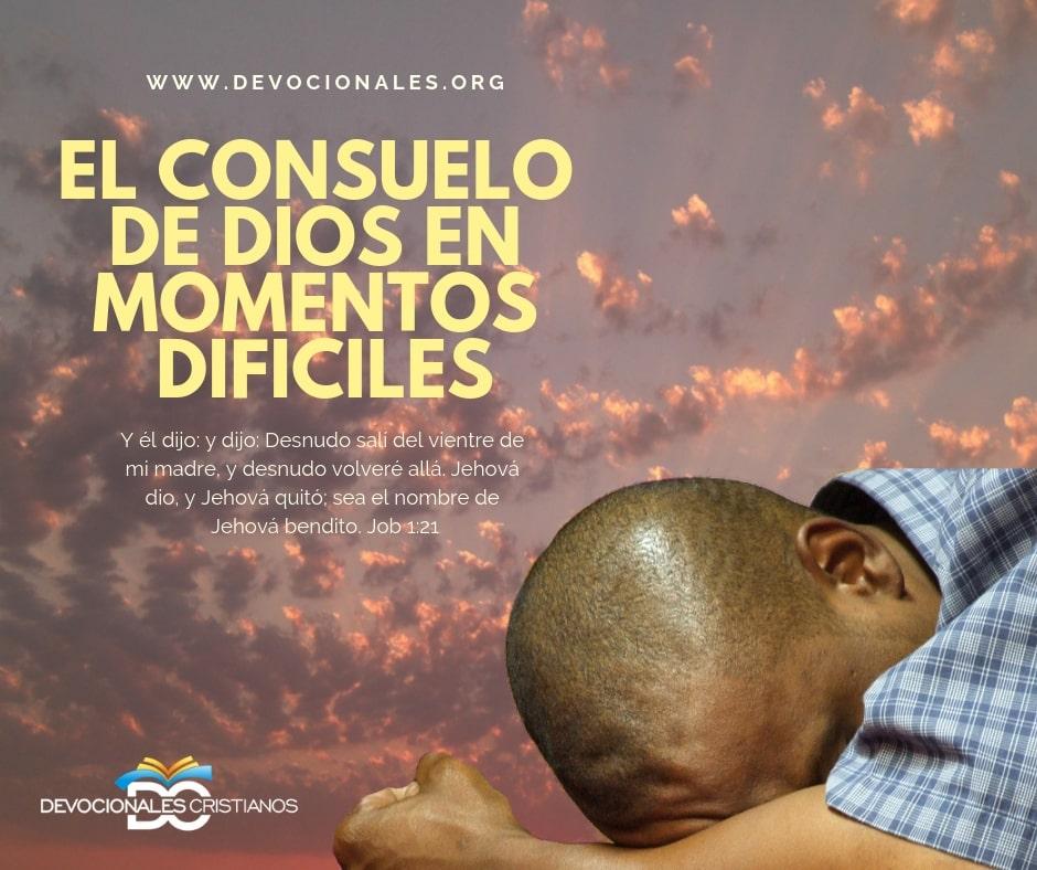 10 Versículos Bíblicos De Consuelo En Medio Del Dolor Y El