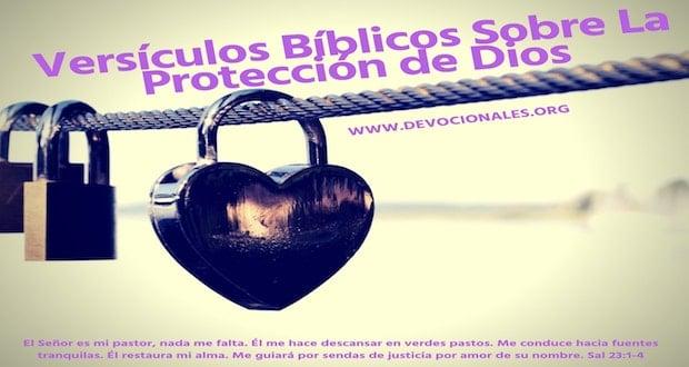 22 Versículos Bíblicos Sobre La Protección De Dios Biblia