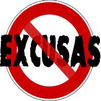 excusas biblia Dios