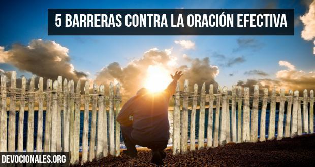 barreras-contra-oracion-biblia