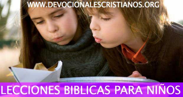 DESCARGAR 47 CLASES BIBLICAS PARA NIÑOS GRATIS