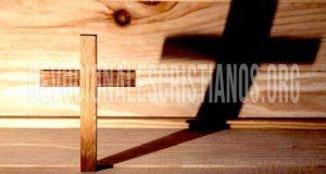 Cruz de Cristo con Sombra