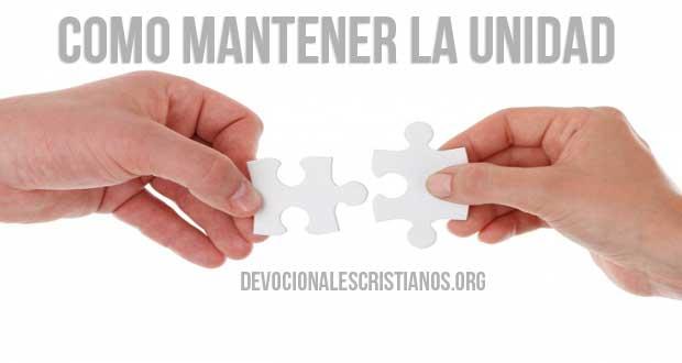 como-mantener-la-unidad-biblia