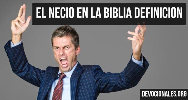 necio-biblia-definicion