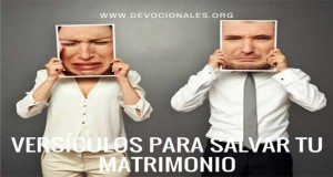 Versículos Bíblicos Para Salvar Tu Matrimonio