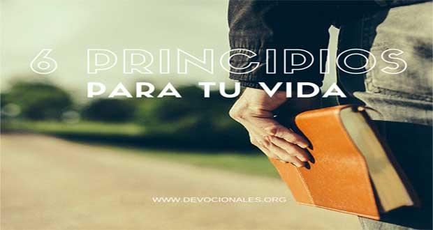 Principios Para La Vida Cristiana