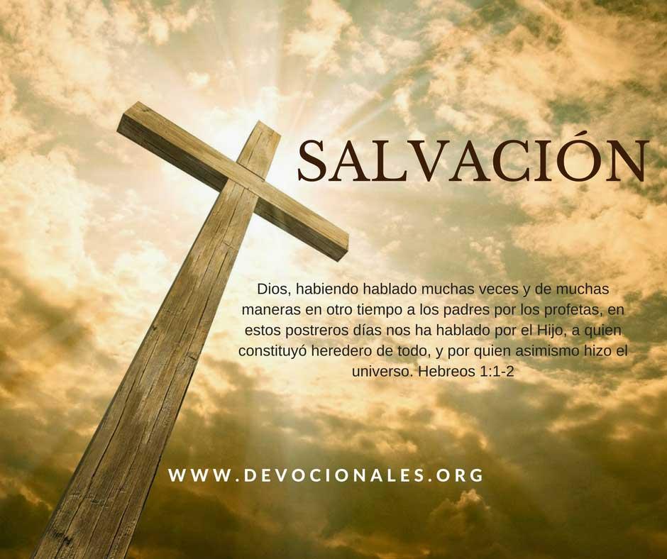 Salvación en Cristo para el Hombre