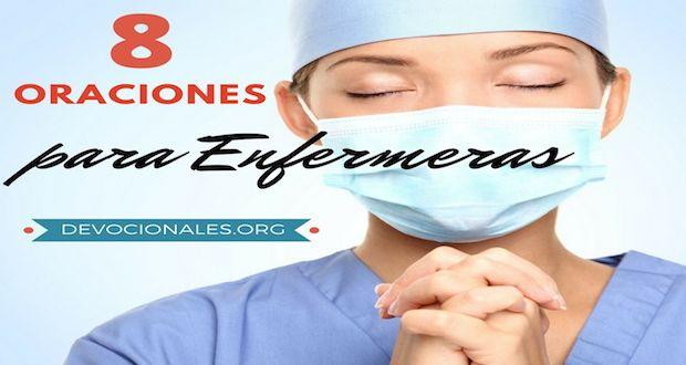 8 Oraciones Inspiradas Para Enfermeras En Su Trabajo Biblia