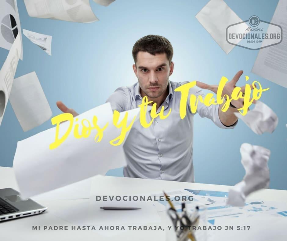 Dios-trabajo-Biblia