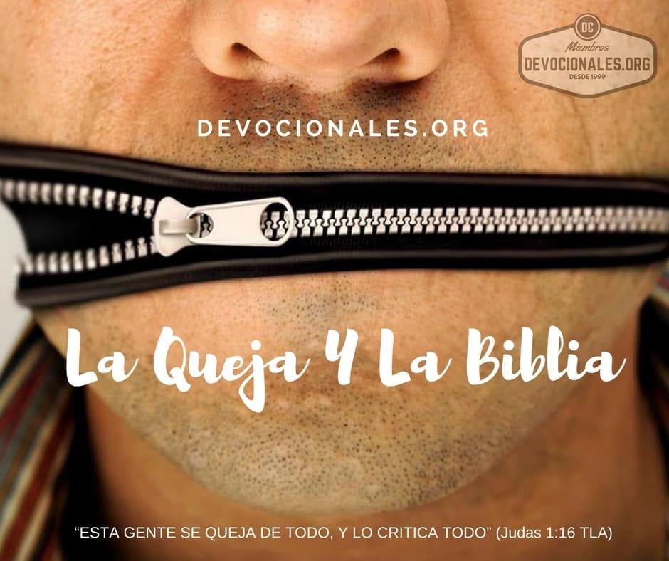 queja-biblia-Dios