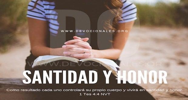 santidad-honor-biblia