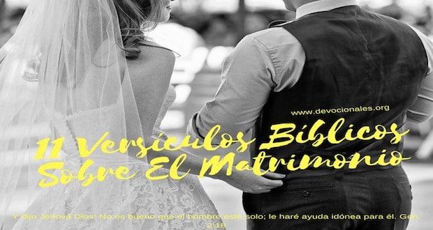 Matrimonios Exitosos Biblia : Qué dice la biblia sobre el matrimonio? 11 versículos poderosos u2020