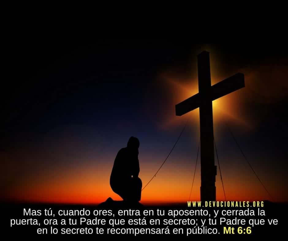 Mateo 6:6