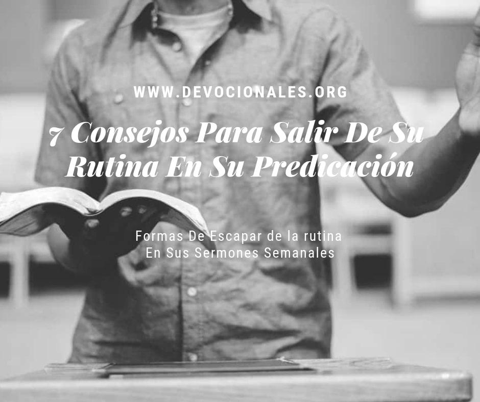 salir-rutina-predicas-sermones