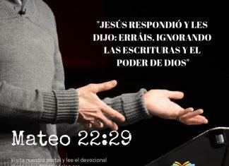 ignoras-escrituras-poder-de-Dios