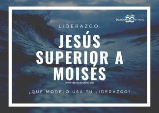 liderazgo-moises-Jesus-biblia