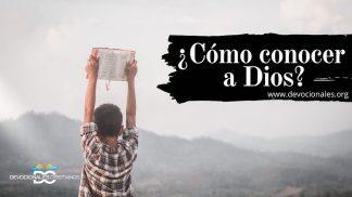 como-conocer-Dios-biblia-textos-versos